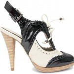 Pull and Bear: Zapatos de moda 2012